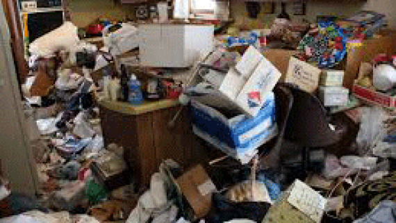 Hoarder home & Gross Filth Cleaning Services Australia