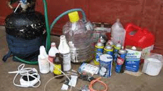 Meth Lab Cleaning & Testing Melbourne
