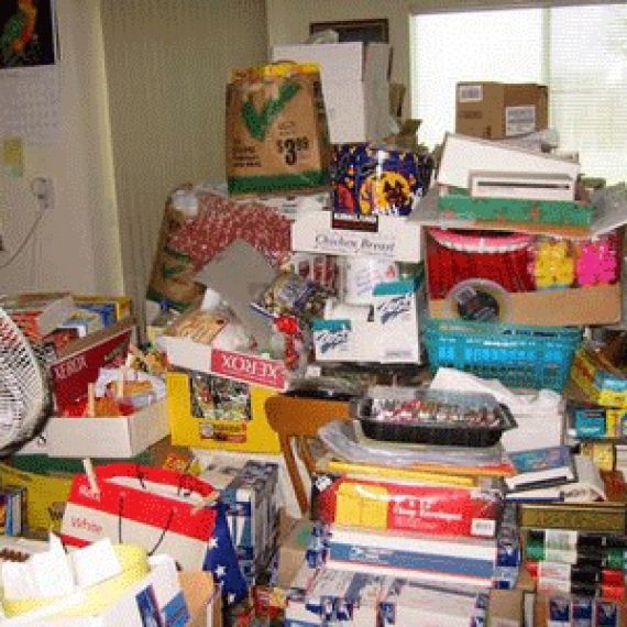 Hoarder Cleanup